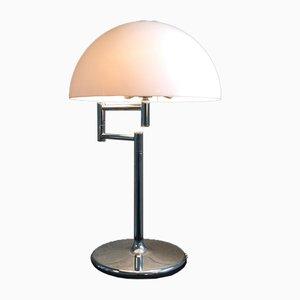Lámpara de mesa alemana vintage de Cosack, años 70