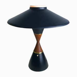 Vintage Danish Table Lamp by Svend Aage Holm Sørensen