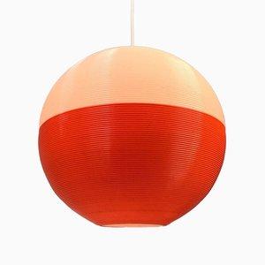 Lámpara de techo de Yasha Heifetz para Rotaflex, años 50