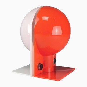 Lámpara de mesa italiana Mid-Century de Sergio Brazzoli & Emmano Lampa para Guzzini