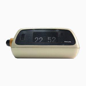 Reloj despertador alemán vintage de Philips