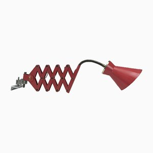 Mid-Century German Scissor Wall Sconce from SIS