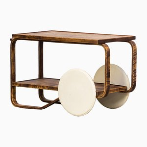 901 Serving Trolley or Side Table by Alvar Aalto for Artek, 1950s