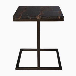 Tavolino da caffè Bacco quadrato di Casa Botelho