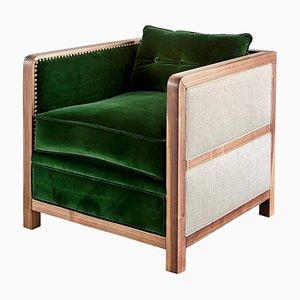 Art Deco Bacco Deconstructed Sessel von Casa Botelho