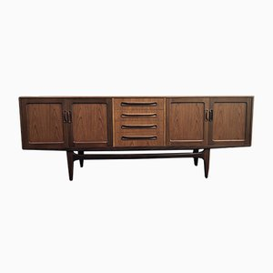 Vintage Teak Fresco Sideboard by Victor Wilkins for G-Plan, 1960s