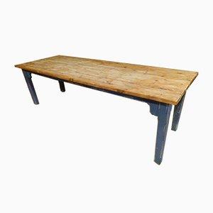 Antiker provenzalischer Tisch aus Pinienholz
