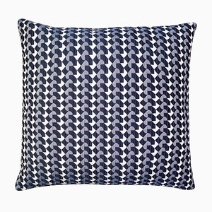 Small Belo Pattern Curvature Cushion Collection by Casa Botelho