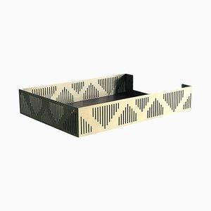 Vulcano Paper Tray by Casa Botelho
