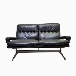 Vintage 2-Seater King Sofa by André Vandenbeuck for Strässle