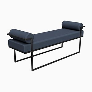 Industrial Style Eros Bench by Casa Botelho