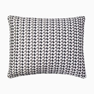 Large Belo Pattern Curvature Cushion Collection by Casa Botelho