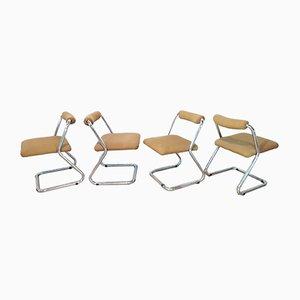 Chaises Vintage, 1970s, Set de 4