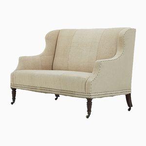 Englisches Sofa, 19. Jh.