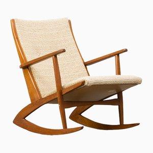 Model 97 Rocking Chair by Søren Georg Jensen for Tønder Møbelværk, 1958