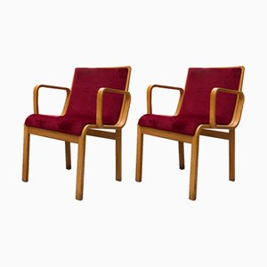 Mid-Century Swedish Chairs from JOC Vetlanda, 1960s, Set of 2