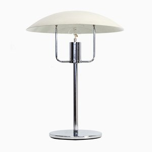 Chrome & Metal Table Lamp from SCE, 1970s