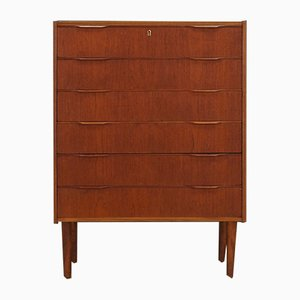 Vintage Danish Teak Chest of Drawers