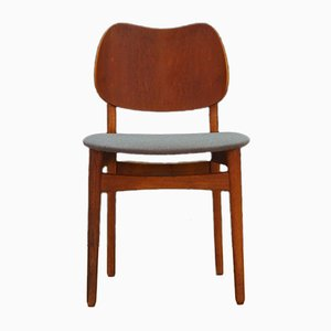 Dänischer Vintage Stuhl aus Teak