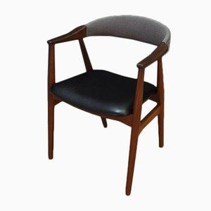 Dänische Vintage Armlehnstuhl aus Teak von Farstrup Møbler