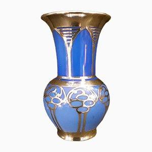 Jarrón Art Déco pequeño de porcelana de Thomas, años 30