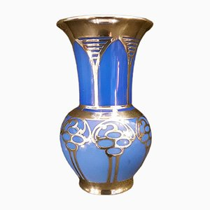 Small Art Deco Porcelain Vase from Thomas, 1930s