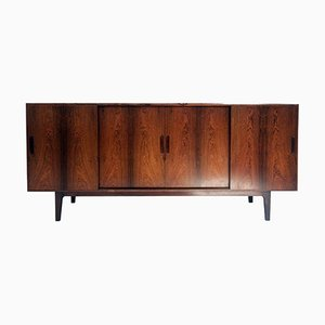 Mid-Century Danish Rosewood Highboard by Gunni Omann, 1960s