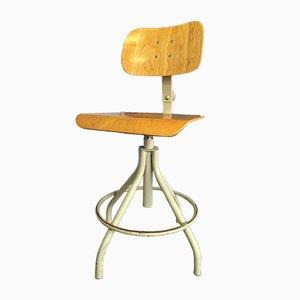Chaise d'Atelier Industrielle de BAO, 1960s