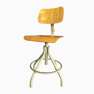 Industrial Workshop Chair from BAO, 1960s