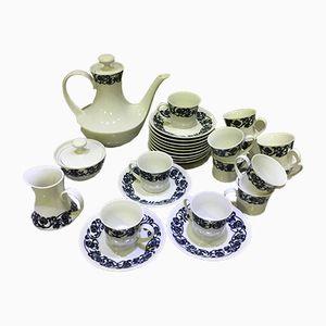 Vintage Coffee Play Service from Bidasoa