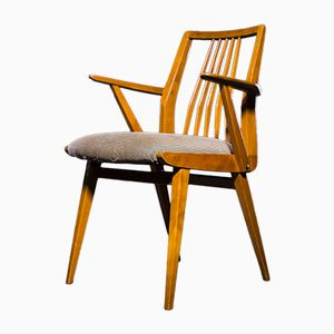 Vintage Armlehnstuhl aus Teak von Casala, 1960er