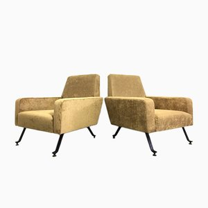 Vintage Lounge Chairs, 1969, Set of 2