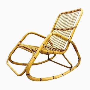 Rocking Chair Vintage, Italie, 1960s