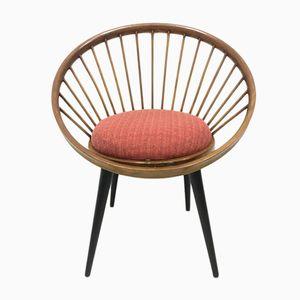 Vintage Armchair by Yngve Ekström, 1960s