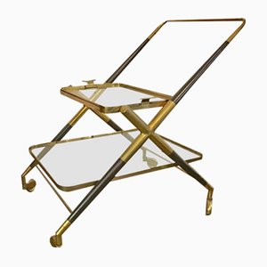 Mid-Century Drinks Trolley from Cesare Lacca