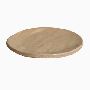 Gold Sand Mini Cake Plate from Kana London