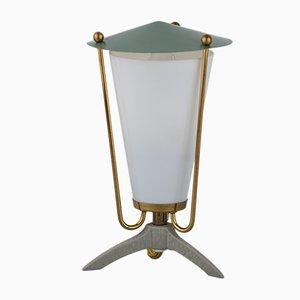 Lámpara de mesa pequeña de J. T. Kalmar, años 60