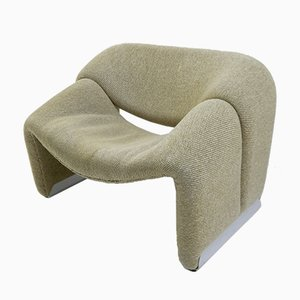 Vintage F598 Groovy Chair by Pierre Paulin for Artifort, 1970s