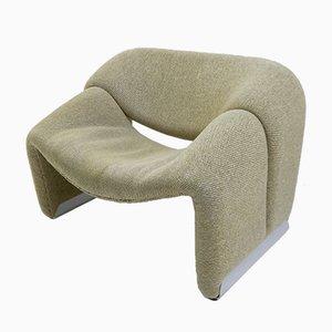 Vintage F598 Groovy Chair von Pierre Paulin für Artifort, 1970er