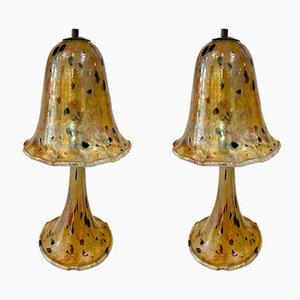 Lámparas vintage, años 60. Juego de 2