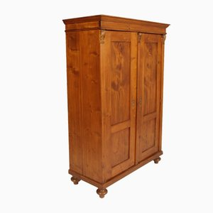 19th Century Rustic Tyrolean Armoire