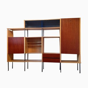 Modular Wall Unit by Luigi Bernagozzi, 1961