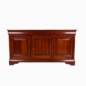 Large French Mahogany Buffet from Ernest Menard, 1970s