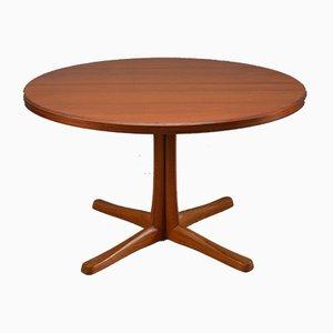 Table de Salle à Manger Mid-Century en Teck de Nathan