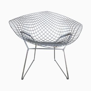 Sedia Diamond di Harry Bertoia per Knoll Inc., anni '80