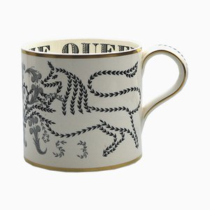 Antique British Tankard by Richard Guyatt for Wedgwood, 1953