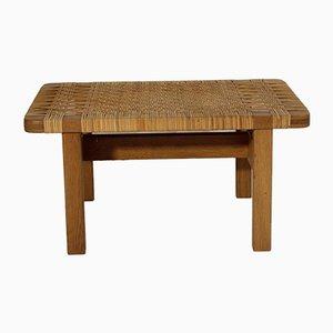 Tavolino da caffè SC177409 di Hans J. Wegner per Carl Hansen & Søn, anni '70