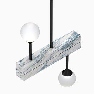 Bau Deckenlampe von Mono Rocks