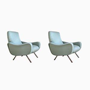 Lady Chairs von Marco Zanuso für Arflex, 1950er, 2er Set