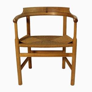 Vintage Modell PP-62 Stuhl von Hans J.Wegner für PP Møbler, 1970er